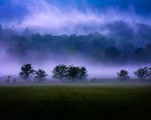 Fog Fantasy, Cades Cove, Smoky Mountains, Fine Art Photo from Stephen Carl