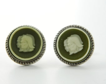 Roman Warrior Cuff Links - CL017