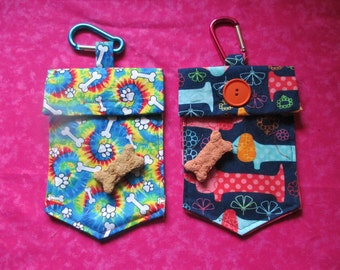 Dog Walker/Agility Treat Bags