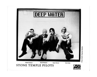 Stone Temple Pilots Publicity Photo 8 by 10 Inches