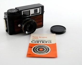 1980s HI-SPEED 126 Cartridge Load Camera - with Box