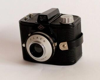 Vintage Camera AGFA Clack Film Camera 120 Film 6x9