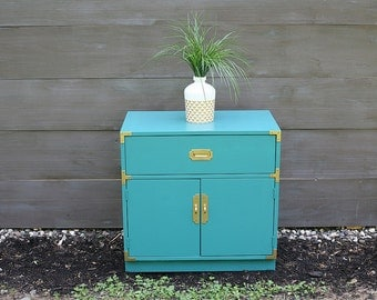 Turquoise Campaign Cabinet