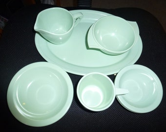 Vintage Texas Ware, Boonton Ware, Prolon Ware, Dallas Ware Assorted Pieces