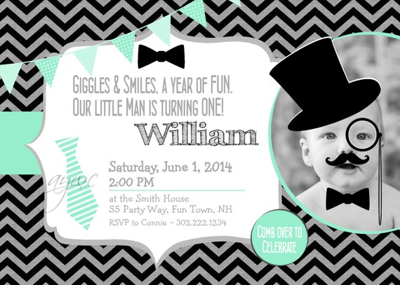 Little man birthday invitation printable little man mustache 1st il570xn filmwisefo