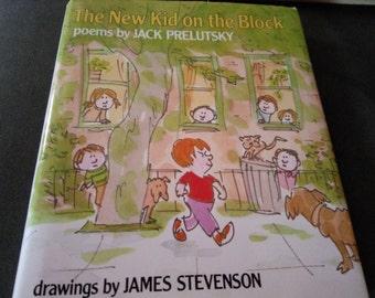 The New Kid on the Block Jack Prelutsky