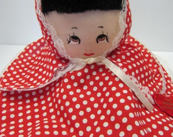 RED RIDING HOOD Doll - Reinhart Collection Story Doll