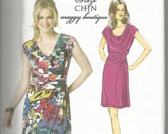 Butterick 5749 new and uncut size 8 - 16 womans dress