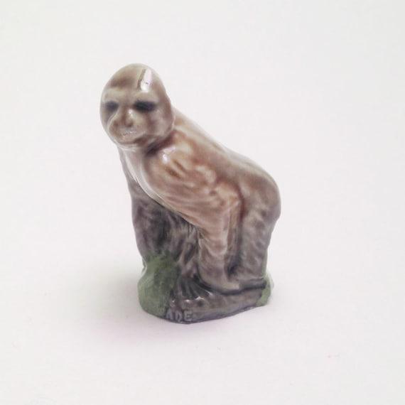 Wade whimsie gorilla figurine 1976 by janetsvintagestore on etsy - Gorilla figurines ...