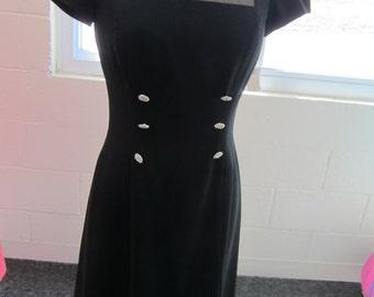 Little Black Dress by Morton Myles for the Warrens Size 4
