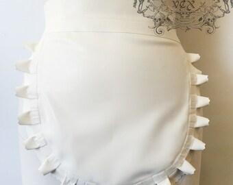 Latex Rubber Nurse Apron Costume By Vex Latex