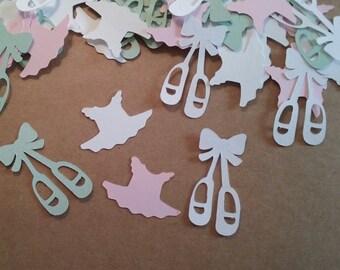 ballet Confetti - Ballet Party- Ballerina Party