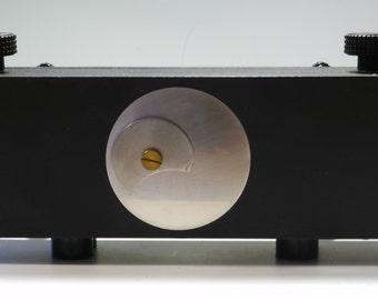 """Pinhole 4x5"""" panoramic camera"""