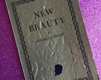 New Beauty ~ Vintage 1960s Beauty Book
