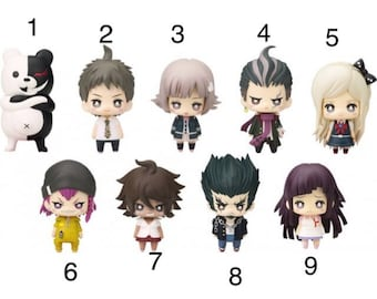 NEW Custom Danganronpa incl monobear inspired phone case for iPhone 4/4s, 5, 6 6 Plus samsung galaxy and more