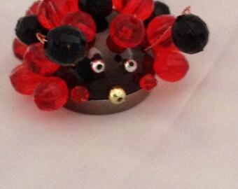 Complete set for a ladybug