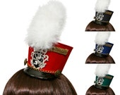 Sweet Mini Marching Band Hat - 12 Colors Available - Made to Order