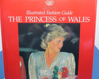 The Princess of Wales, Illustrated Fashion Guide