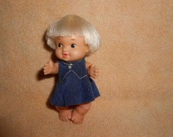 UNEEDA UDCO 1965 Pee Wee Doll