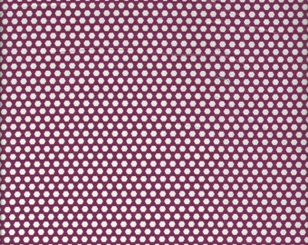 Small Dots  (Colorl D) by Suzuko Koseki for Yuwa of Japan