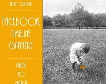 Made to Match - Facebook Timeline Image (Banner)