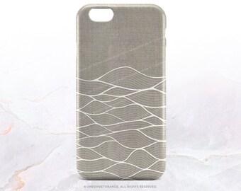 iPhone 7 Case Linen Waves iPhone 7 Plus Case iPhone 6s Case iPhone SE Case iPhone 6 Case iPhone 5S Case Galaxy S7 Case Galaxy S6 Case I191
