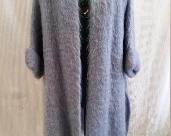 beautiful 1960's mohair jacket