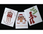 ID Exclusive Holiday Card Pack (includes 3 card & 3 postage stamps)