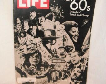 Vintage LIFE magazine, the 60's