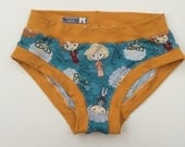 Golden Girls - Thank you for being a friend - women's panties - custom undies - gifts under 20 - Blanche - Sophia - Dorothy - Rose -