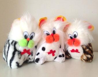 Vintage Shaggy Dog (Dalmatian pattern)