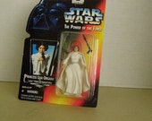 Star Wars Power of the Force 2 Princess Leia Organa 3 3/4 Inch Figure New In Package