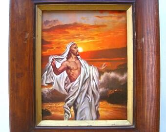 Jesus Always Arrives With a Splash