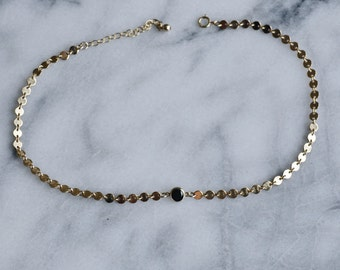 14kt Gold Filled Chocker Necklace