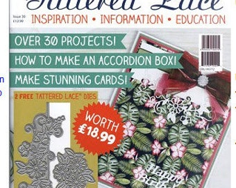 The Tattered Lace Magazine - Volume 30