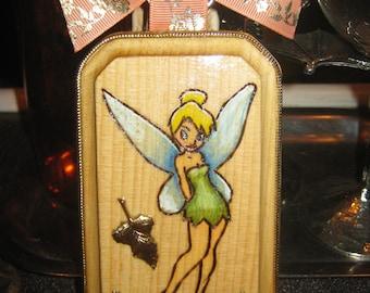 Tinkerbell Inspired Bow Holder