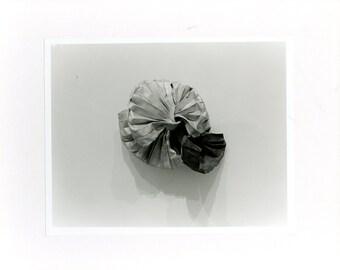 B&W Sculpture Film Photograph