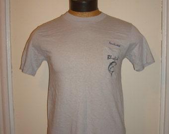 Vintage Nantucket Bluefish T-Shirt 1984