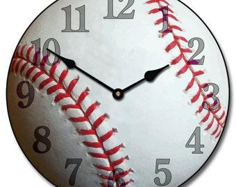 Baseball Wall Clock 4