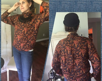 Chesire cat mad blouse