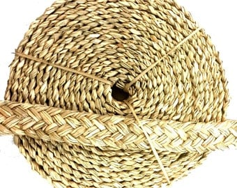 40ft Seagrass Braided Rope Bird Toy