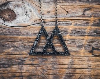 Black Dust Necklace