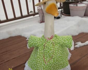 Spring/Summer Goose Dress