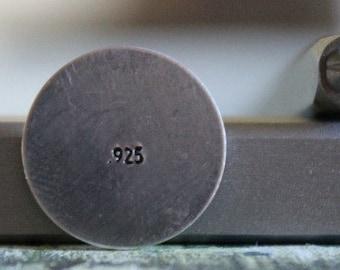 925 Metal Design Stamp - SGUB-23