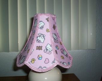Hello Kitty lamp shade