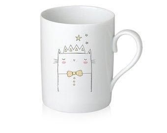 "Mug ""Princess Cat"""