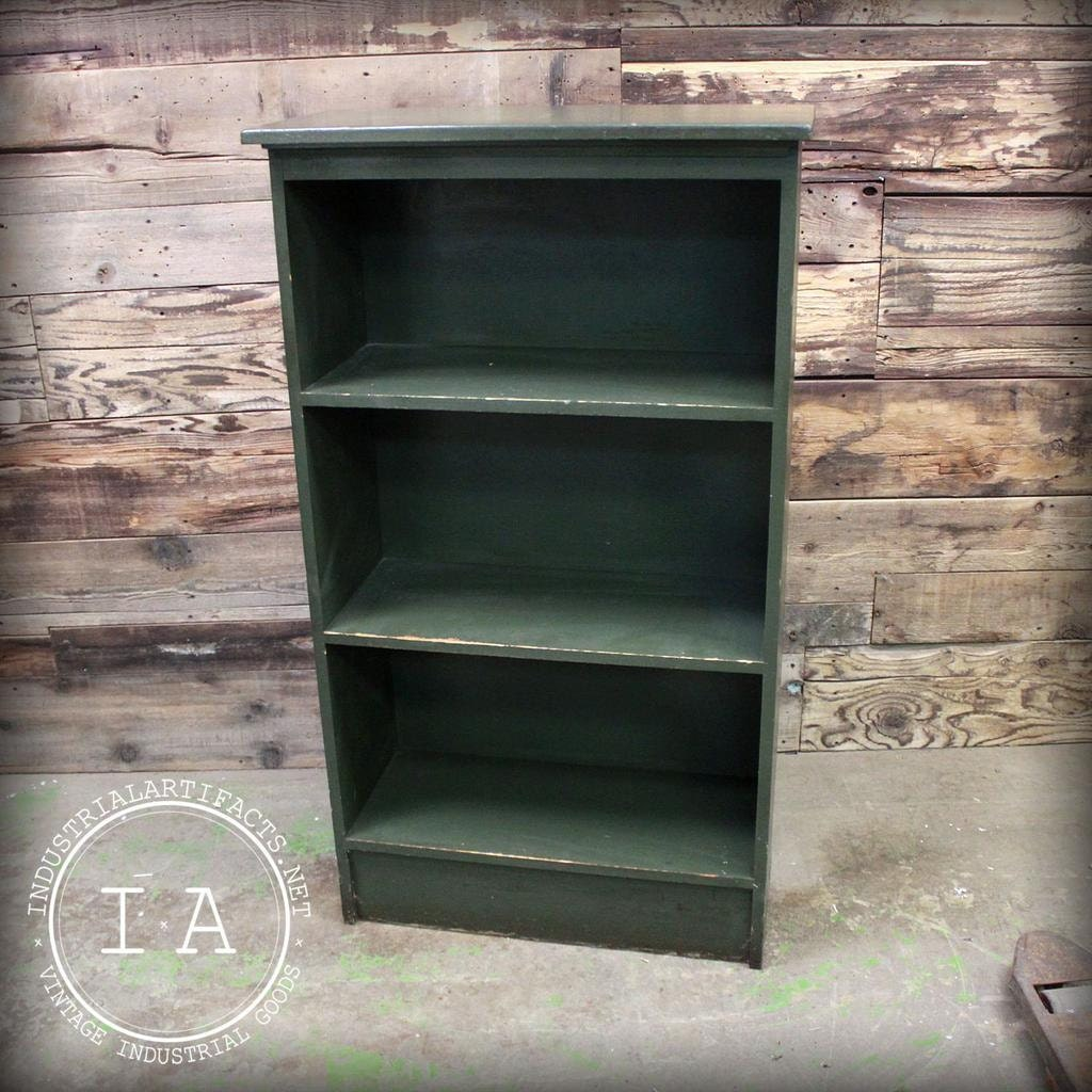 Vintage Wood Shelf 17