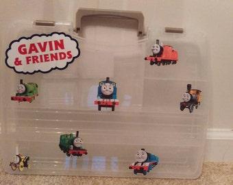 Thomas the Train storage case