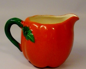 Vintage OJ Occupied Japan Tomato Creamer