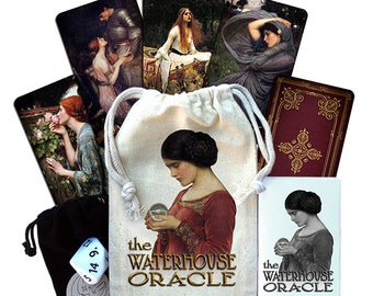 The Waterhouse Tarot Oracle Deck